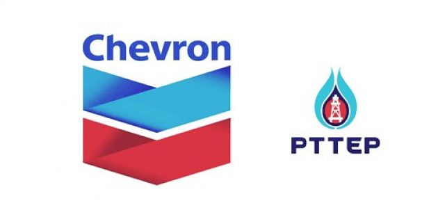 chevron corporation pttep thai petroleum auction