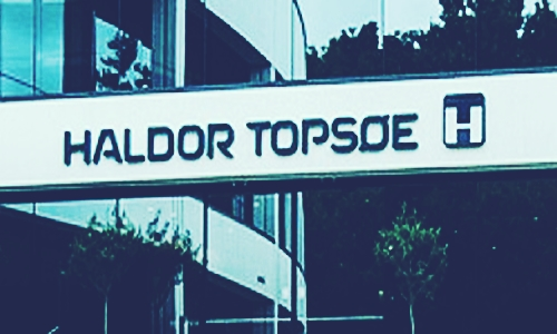 haldor topsoe support fertilizer plant dr congo