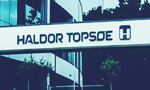 haldor topsoe support fertilizer plant dr congo