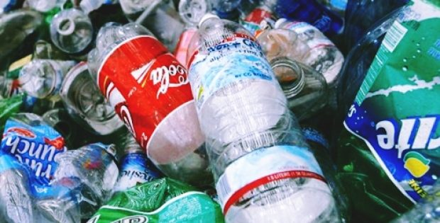 soft drink companies packaging waste