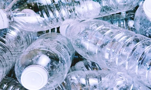 tesco trials reverse vending machine plastic bottles