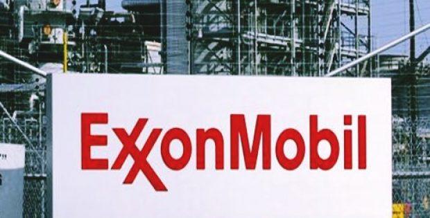 exxon mobil texas refinery shale oil