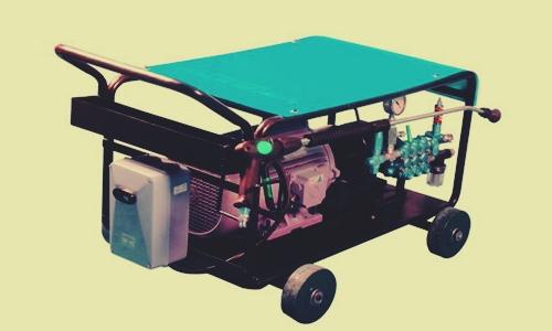 sms ultra high pressure blasting improve hydraulics