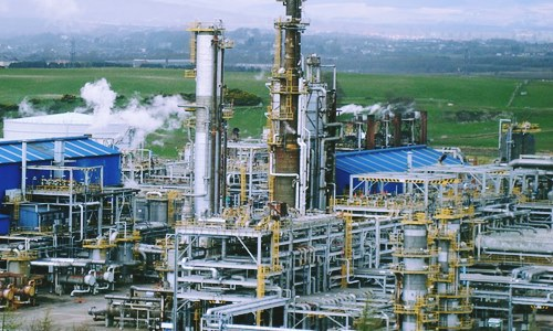 turkmenistan establishes chemical plant