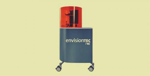 EnvisionTEC plans to launch the first-ever 4K DLP-based 3D printer