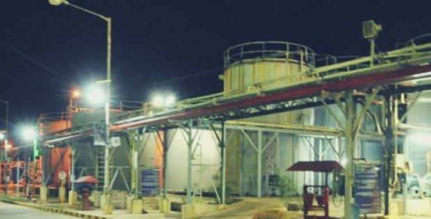 Chemfab Alkalis' PVC-O project